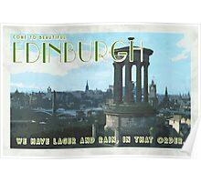 If it ain't Scottish, it's Craaap. Poster