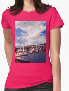 Boat Womens Fitted T-Shirt