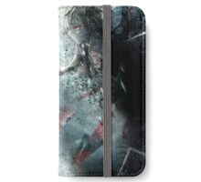 konoho determined iPhone Wallet/Case/Skin