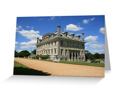Kingston Lacy House, Dorset Greeting Card