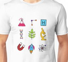 The Science Three Unisex T-Shirt