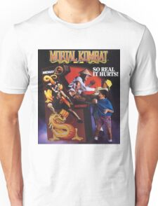 Mortal Kombat So Real It Hurts  Unisex T-Shirt