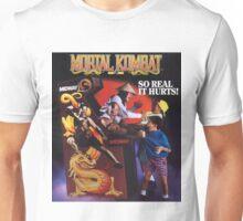 Mortal Kombat So Real It Hurts  Unisex T-Shirt