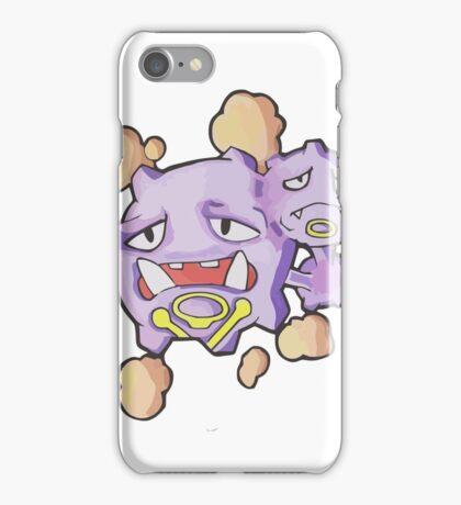 Weezing iPhone Case/Skin