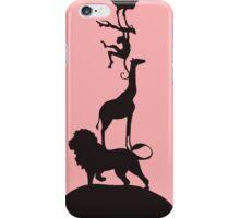 Animal Silhouette iPhone Case/Skin