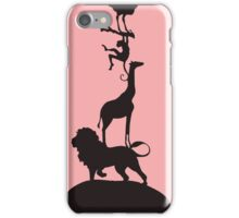 Animal Silhouette iPhone Case/Skin