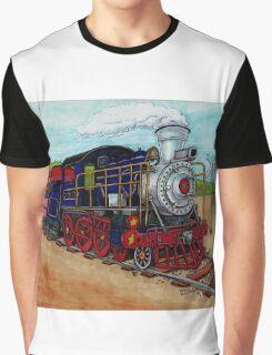 Train Graphic T-Shirt