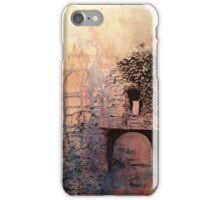 Growth and Development Architecture Ruins Drawing iPhone Case/Skin