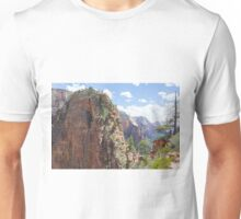 Hike up to Angels Landing Unisex T-Shirt