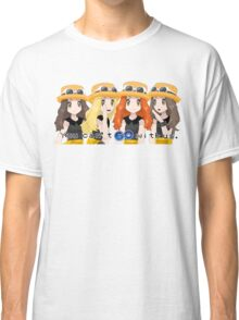 On Wednesdays, we use Electric Types. Classic T-Shirt