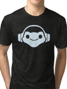 Lucio Logo Tri-blend T-Shirt