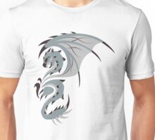 Reign of Heavens - Silver Rathalos Unisex T-Shirt