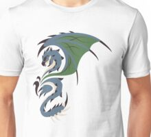 Reign of Heavens - Azure Rathalos Unisex T-Shirt