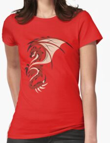 Reign of Heavens - Rathalos Womens Fitted T-Shirt