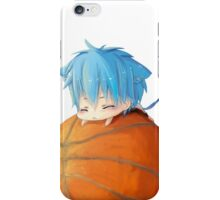 chibi on the ball  iPhone Case/Skin