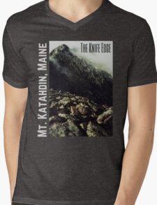 The Knife Edge on Mt. Katahdin T-Shirt