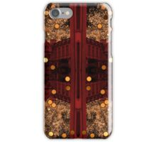 glitter and gold iPhone Case/Skin