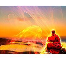 Zen Master Photographic Print