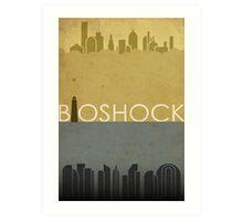 Bioshock Poster Art Print