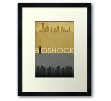 Bioshock Poster Framed Print