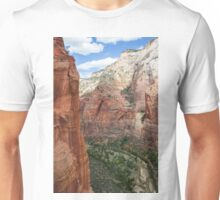 Zion Valley at Zion National Park Unisex T-Shirt
