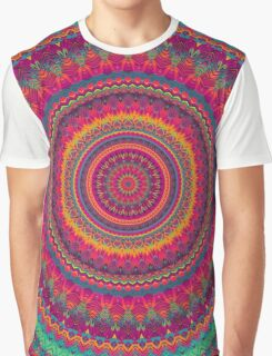 Mandala 136 Graphic T-Shirt