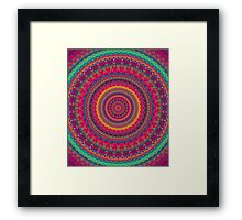 Mandala 136 Framed Print