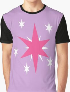 Twilight Sparkle's Cutie Mark Graphic T-Shirt