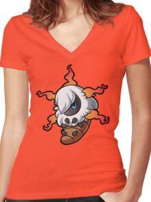 Larvesta Women's Fitted V-Neck T-Shirt