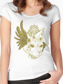 Matahari II  Women's Fitted Scoop T-Shirt