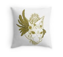 Matahari II  Throw Pillow