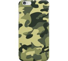 military texture iPhone Case/Skin