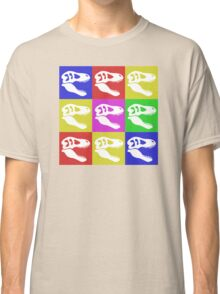 Tyrannosaur in Color Classic T-Shirt