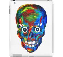 Rainbow Skull iPad Case/Skin