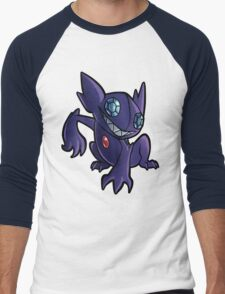 Sableye Men's Baseball ¾ T-Shirt