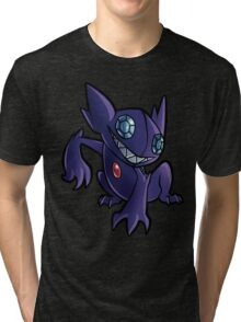 Sableye Tri-blend T-Shirt