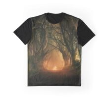 When the day begins Graphic T-Shirt