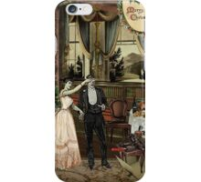 I know what you need iPhone Case/Skin