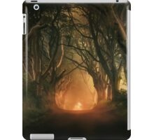 When the day begins iPad Case/Skin