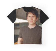 Todd Howard. Graphic T-Shirt