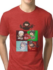 Senran Kagura Chibi Collection Tri-blend T-Shirt