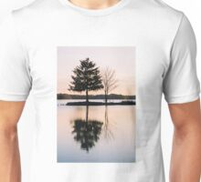 Early Autumn Sunset Unisex T-Shirt