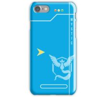 Blue Mystic Pokedex iPhone Case/Skin