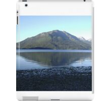 Lake Pic #3 iPad Case/Skin