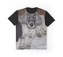 English Setter Puppy Graphic T-Shirt