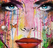 everything changes by Loui  Jover