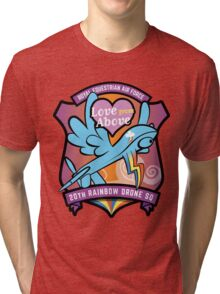 20th Rainbow Squadron Tri-blend T-Shirt