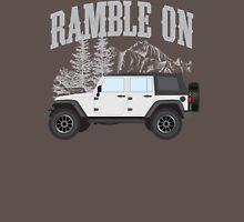 RAMBLE ON (white) Classic T-Shirt