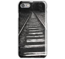 train track iPhone Case/Skin