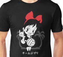 Kiki's Delivery Service - Team Ghibli Unisex T-Shirt